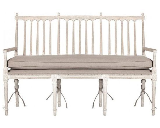 Shabby Chic Sale ~ Sale Ends Friday Febuary 15th - Coyle Bench