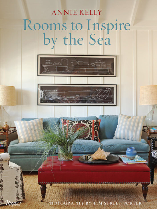 Rooms to Inspire by the Sea, by Annie Kelly -
