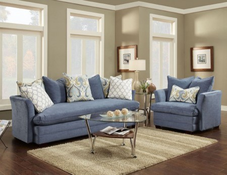J. Henry Laney Living Room Collection - Transitional - Sofas - louisville - by Burdorf Interiors