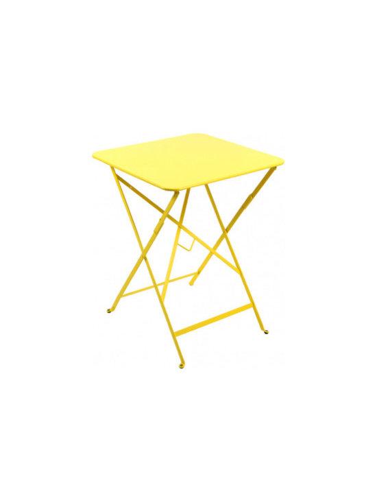 Fermob Small Square Bistro Folding Table -