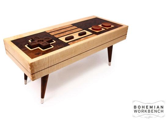 Nintendo Controller Coffee Table - Functional -