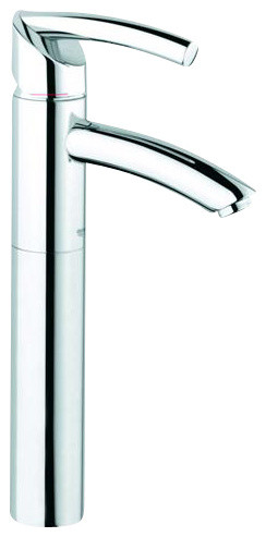 Grohe Tenso Vessel Faucet 1.5gpm contemporary-bathroom-faucets-and-showerheads
