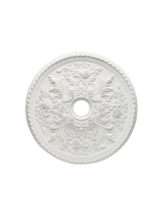 Westinghouse Cape May 28 in. Ceiling Medallion-7775400 at The Home Depot -
