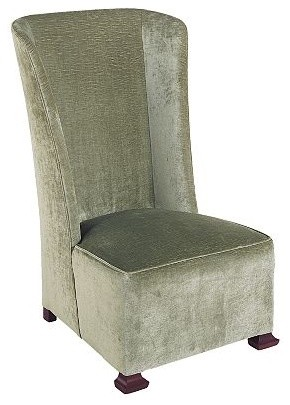Thompson Side Chair eclectic-living-room-chairs