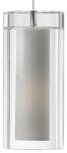Tech Lighting 700MPSARC Sara 1 Light Monopoint Halogen 12v Mini Pendant traditional-pendant-lighting