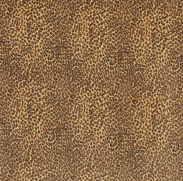 E400 cheetah animal print microfiber fabric contemporary for Designer animal print fabric