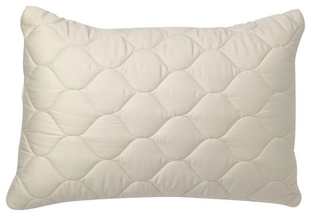 natural latex core pillow traditional-pillows
