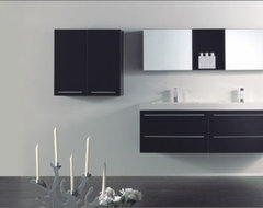 Tonusa Bathroom Vanity Set modern-bathroom-vanities-and-sink-consoles