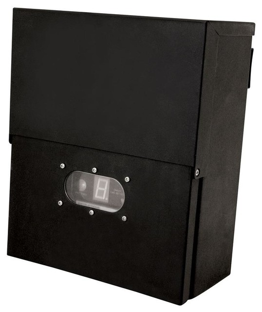 Hampton Bay Low Voltage Landscape Lighting Transformer: Hampton Bay Path & Landscape Light Parts 12-Volt Low