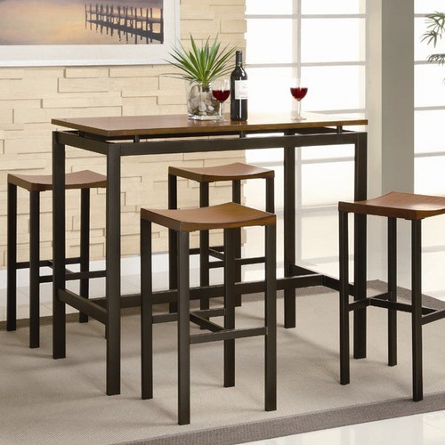 Freedom 5 Piece Counter Height Dining Set Modern Dining Sets
