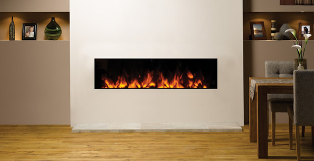 Gazco studio 150 inset electric fireplace for 3 benefits of choosing modern electric fireplace