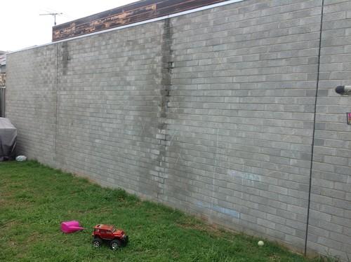 Diy Ideas For Ugly Backyard Brick Wall