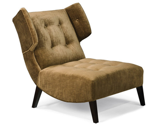 Thayer Coggin - Caterpillar Lounge Chair from Thayer Coggin - Thayer Coggin Inc.