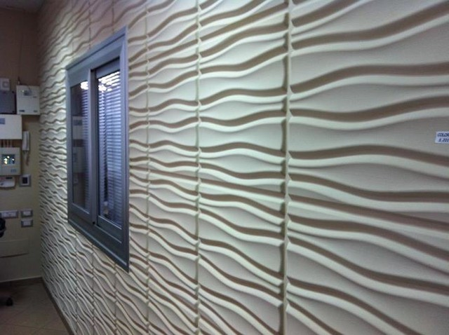 Textured wall coverings - Modern - Wallpaper - other metro - by ...