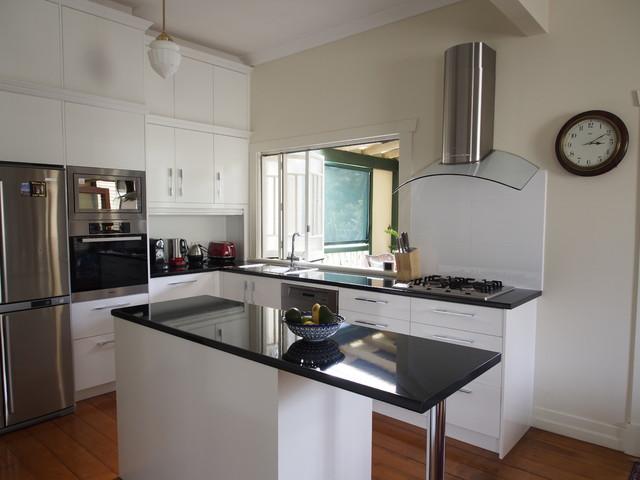 Annerley Kitchen contemporary-kitchen