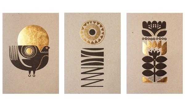 Sanna Annukka Card Pack   Howkapow   Design Shop eclectic-artwork