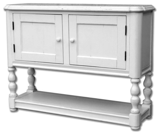 New Console Chest Of Drawers Gray Painted Farmhouse