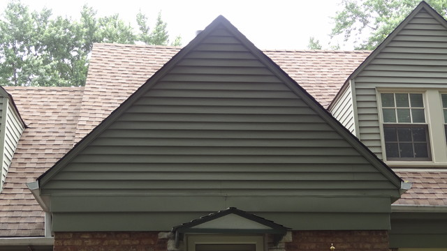 Fiber Cement Siding Chicago Traditional Exterior Chicago By Smardbuil