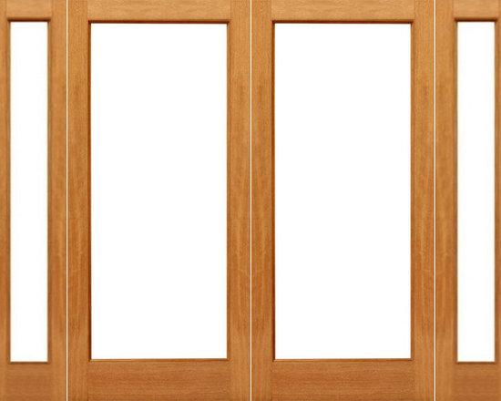 "Prehung 1-lite Patio Brazilian Mahogany Wood IG Glass Double Door Side lights - SKU#    1-lite-Ext-2-2Brand    AAWDoor Type    FrenchManufacturer Collection    Mahogany French DoorsDoor Model    Door Material    WoodWoodgrain    MahoganyVeneer    Price    1868Door Size Options    2(24"")+2(14"") x 80"" (6'-4"" x 6'-8"")  $02(24"")+2(18"") x 80"" (7'-0"" x 6'-8"")  $02(28"")+2(14"") x 80"" (7'-0"" x 6'-8"")  $02(28"")+2(18"") x 80"" (7'-8"" x 6'-8"")  $02(30"")+2(14"") x 80"" (7'-4"" x 6'-8"")  +$202(30"")+2(18"") x 80"" (8'-0"" x 6'-8"")  +$202(32"")+2(14"") x 80"" (7'-8"" x 6'-8"")  +$402(32"")+2(18"") x 80"" (8'-4"" x 6'-8"")  +$402(36"")+2(14"") x 80"" (8'-4"" x 6'-8"")  +$402(36"")+2(18"") x 80"" (9'-0"" x 6'-8"")  +$402(24"")+2(14"") x 84"" (6'-4"" x 7'-0"")  +$2482(24"")+2(18"") x 84"" (7'-0"" x 7'-0"")  +$2482(28"")+2(14"") x 84"" (7'-0"" x 7'-0"")  +$2482(28"")+2(18"") x 84"" (7'-8"" x 7'-0"")  +$2482(30"")+2(14"") x 84"" (7'-4"" x 7'-0"")  +$2482(30"")+2(18"") x 84"" (8'-0"" x 7'-0"")  +$2482(32"")+2(14"") x 84"" (7'-8"" x 7'-0"")  +$268  $Core Type    SolidDoor Style    Door Lite Style    Full Lite , 1 LiteDoor Panel Style    Ovolo StickingHome Style Matching    Craftsman , Colonial , Cape Cod , VictorianDoor Construction    Engineered Stiles and RailsPrehanging Options    PrehungPrehung Configuration    Double Door with Two SidelitesDoor Thickness (Inches)    1.75Glass Thickness (Inches)    1/2Glass Type    Double GlazedGlass Caming    Glass Features    Insulated , Tempered , low-E , Beveled , DualGlass Style    Clear , White LaminatedGlass Texture    Clear , White LaminatedGlass Obscurity    No Obscurity , High ObscurityDoor Features    Door Approvals    FSCDoor Finishes    Door Accessories    Weight (lbs)    1190Crating Size    25"" (w)x 108"" (l)x 52"" (h)Lead Time    Slab Doors: 7 daysPrehung:14 daysPrefinished, PreHung:21 daysWarranty    1 Year Limited Manufacturer WarrantyHere you can download warranty PDF document."