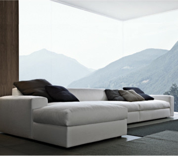 Poliform Dune Sectional Sofa modern-sectional-sofas