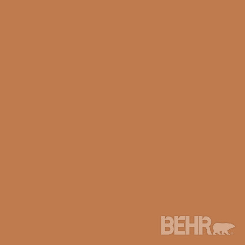 Behr 174 Paint Color Chai Spice 260d 6 Modern Paint By Behr 174