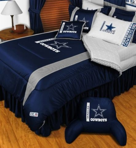 Dallas cowboys bathroom set
