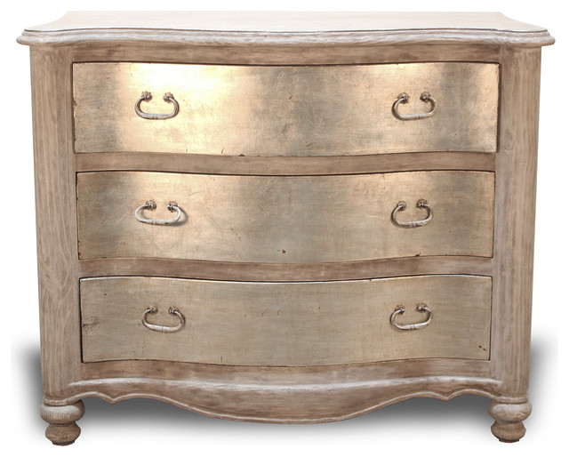 DRESSER HABANA SILVER eclectic bedroom products
