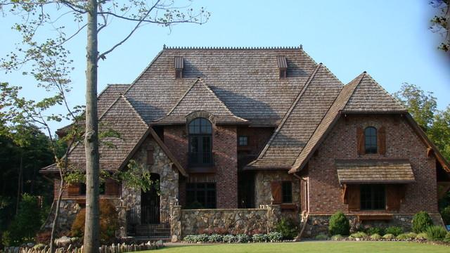 Home Exteriors traditional-exterior