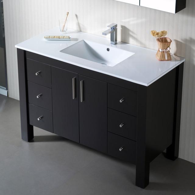 Modern Bathroom Vanities Bathroom Vanities And Sink Consoles Miami By Bathroom Place