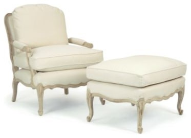 Bergere Chair traditional armchairs