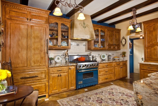 Spanish kitchen cabinet home design and decor reviews for Kitchen units spain