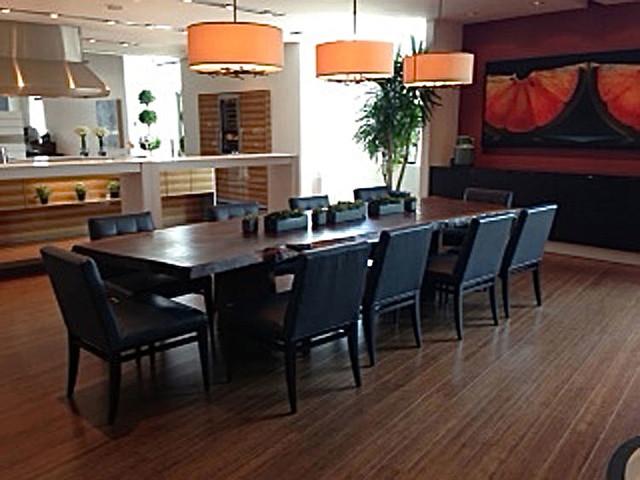 Philadelphia Navy Yard Contemporary Dining Tables Philadelphia By Wood Slab Dining