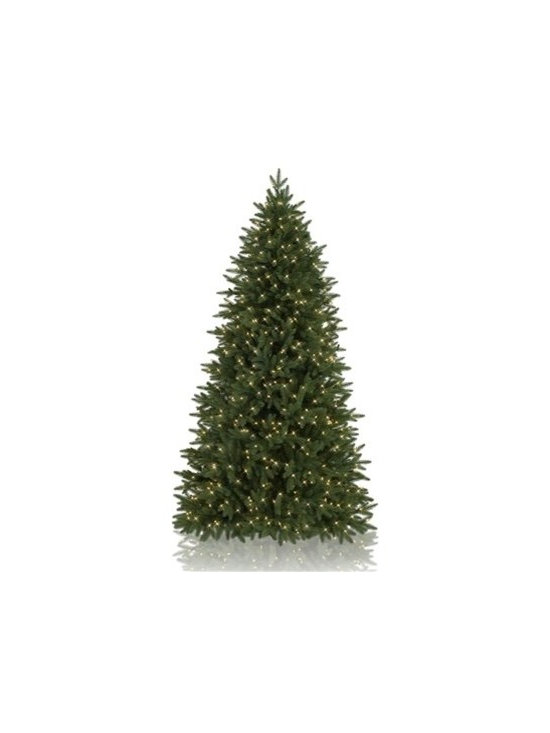 Balsam Hill Calistoga Fir Instant Evergreen™ Artificial Christmas Tree - THE SERENITY OF NAPA IN BALSAM HILL'S CALISTOGA FIR INSTANT EVERGREEN™