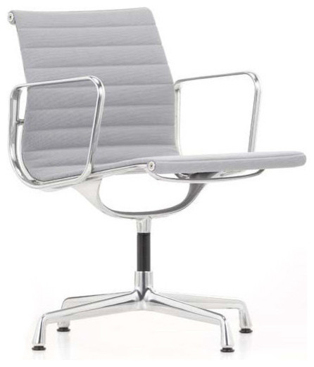 Aluminium Group Chair EA 108 By Charles And Ray Eames Modern Office Chair