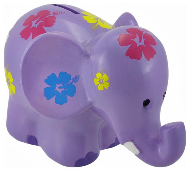 Purple Elephant...