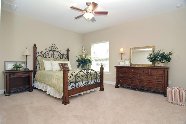 Palma Ceia New Home Bedrooms traditional-bedroom