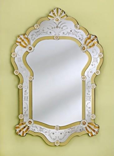 Bettina Venetian Wall Mirror modern-wall-mirrors