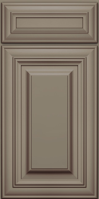 KraftMaid: Maple Door in Sage with Cocoa Glaze kitchen-cabinetry