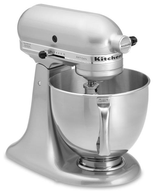 kitchenaid artisan stand mixer modern small kitchen appliances