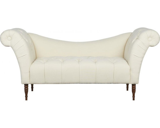 Jennifer Taylor Home - Loveseat, Isabella - Jennifer Taylor