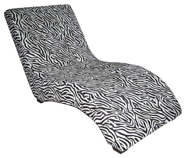 Animal print lounge chair new leopard chaise lounge for Animal print chaise lounge furniture