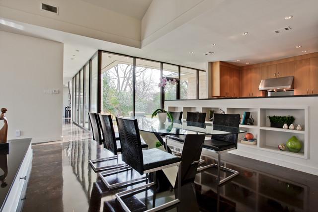 Modern Living Room modern