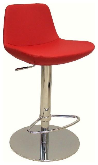Pera Piston Swivel Stool by sohoConcept Contemporary  : contemporary bar stools and counter stools from www.houzz.com size 380 x 640 jpeg 28kB