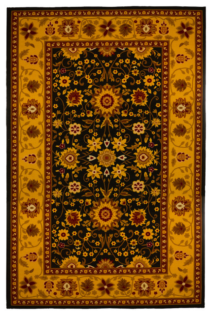 traditional oriental area rug soft rug and gold black traditional rugs