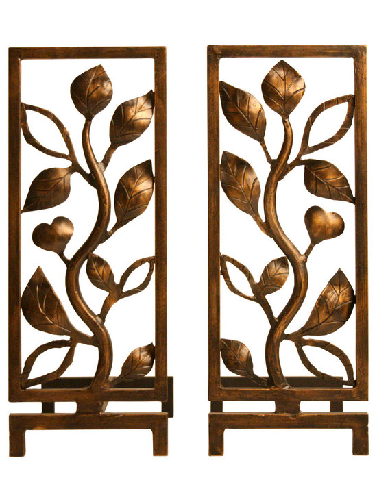 Philip Nimmo Fire Screens and Accessories - Vigneto Andirons