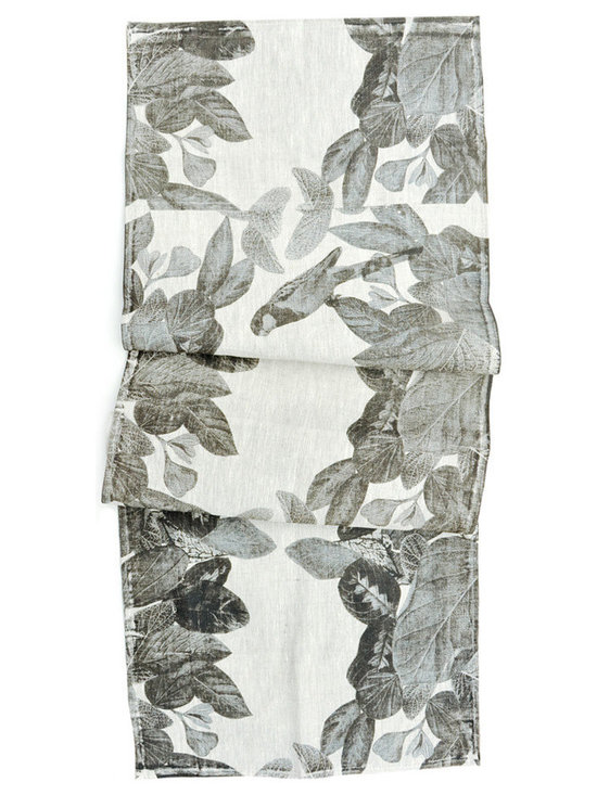 Jungle Flora Table Runner -