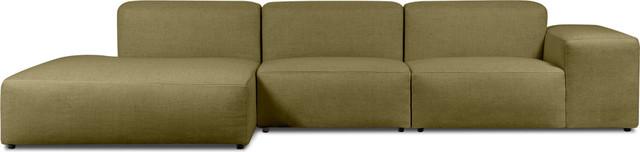 Edison Sectional Sofa modern-sectional-sofas