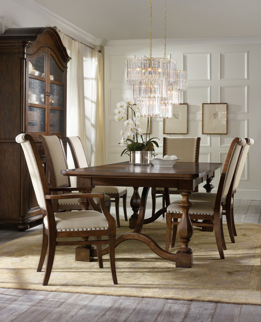 hooker furniture classique dining room collection contemporary dining