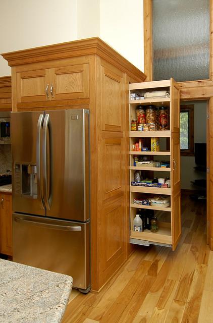 Custom Kitchen Islands Storage Traditional Kitchen Drawer Organizers Other Metro By
