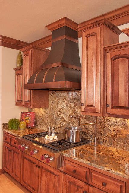 Brookfield Kitchen transitional-kitchen